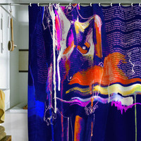 DENY Designs Home Accessories | Holly Sharpe Sense 1 Shower Curtain