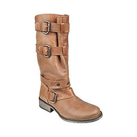 Steve Madden - BRIHANNA COGNAC LEATHER