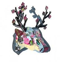 Miho Cervo Trophy Deer Heads from Found Home Store Ltd | Made By Miho | £40.00 | Bouf