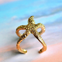 Starfish in Paradise Ring | Trinkettes