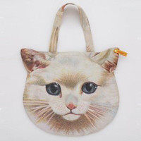 Cat Tote (Preorder) by BRAVE