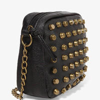 Studded Chain Crossbody