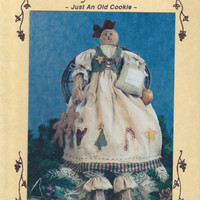 Craft Doll Pattern: Just An Old Cookie by Fruitfull Hands