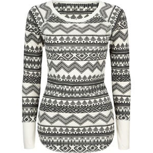 FULL TILT Essential Print Womens Thermal 202944099 | Essentials | Tillys.com