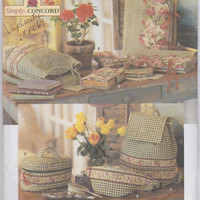 Simplicity Crafts 8069 - Bags and Covers