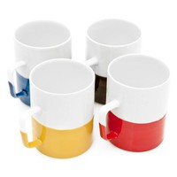 Poketo Color Dipped Mug
