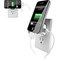 Walmart: Philips USA Socket Dockit Wall Charger for iPod and iPhone