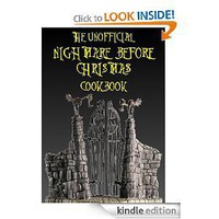 The Unofficial Nightmare Before Christmas Cookbook [Kindle Edition]