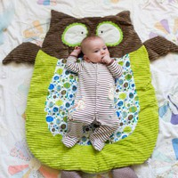 hootie the owl nap mat at ShopRuche.com