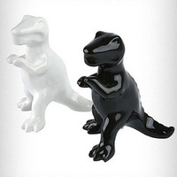 Deco Dino Salt & Pepper Shakers | PLASTICLAND