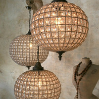 Eloquence Globe Chandelier
