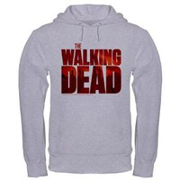 The Walking Dead Blood Logo Hooded Sweatshirt> The Walking Dead Blood Logo> The Walking Dead T-Shirts from Gold Label