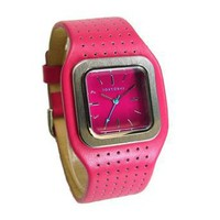 Color Carnaby Watch In Pink By TokyoBay