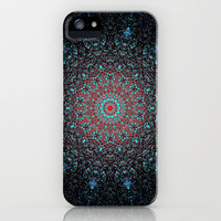 MandalA iPhone Case by M✿nika  Strigel :-)  iPhone 3G + 3GS # 4 + 4S + 5