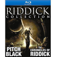 Chronicles of Riddick and Pitch Black