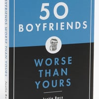 Justin Racz &#x27;50 Boyfriends Worse Than Yours&#x27; Book | Nordstrom
