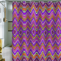 DENY Designs Home Accessories | Ingrid Padilla Purple Whim Shower Curtain