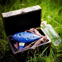 12 Hole Ocarina From the Legend of Zelda