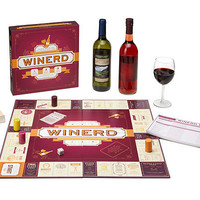 WINERD GAME | Wine Board Game, Trivia | UncommonGoods