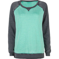 FULL TILT Essential Womens Burnout Sweatshirt 206204500 | Sweatshirts & Hoodies | Tillys.com