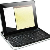 Aluminum iPad Keyboard Case