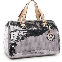 Michael Kors Sequin Satchel