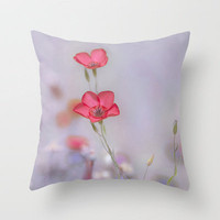 Fresh Air Throw Pillow by Joel Olives | Society6