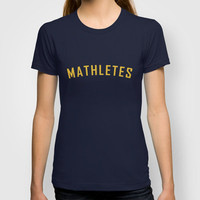 Mathletes - Mean Girls movie T-shirt by AllieR | Society6