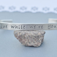 Live While We're Young Bracelet