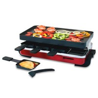 Swissmar Red Classic 8-Person Raclette Grill | www.hayneedle.com