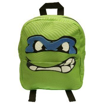 Teenage Mutant Turtles - Face Mini Backpack With Masks | OldGlory.com