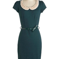 Precious Pearls Dress | Mod Retro Vintage Dresses | ModCloth.com