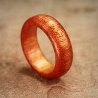 Chakte Viga Wood Ring No. 9 Size 7 (04-24-2012)