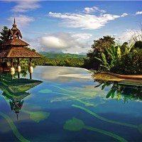 25 Stunning Infinity Pools Around the World - StumbleUpon