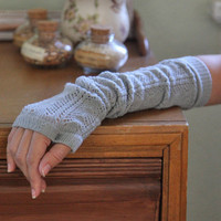 keep me cozy arm warmers in light gray - $16.99 : ShopRuche.com, Vintage Inspired Clothing, Affordable Clothes, Eco friendly Fashion