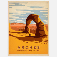 Anderson Design Group: Arches National Park 18x24, at 26% off!