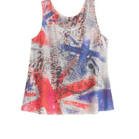 All Over Print Uk Tank