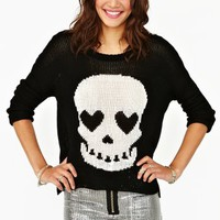 Skull Crusher Knit