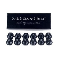Amazon.com: Musician's Dice: Musical Instruments