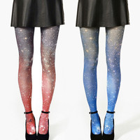 Galaxy Tight Gift Set: Crimson & Magellanic Tight Set | Shadowplaynyc