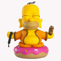 The Simpsons Homer Buddha 6-Inch | Kidrobot