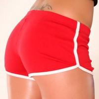Retro Shorts - Dirty Shirty