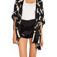 Aztec Cross Cardigan - 2020AVE