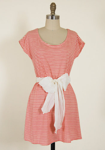 Tea Cup Dress in Coral - $34.99 : Spotted Moth, Chic and sweet clothing and accessories for women