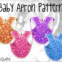 Unique Baby Apron Pattern | Los Angeles Needlework
