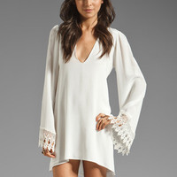 STONE_COLD_FOX Boardwalk Dress in White from REVOLVEclothing.com