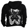 Adult Hoodie / Gangster Marilyn Monroe