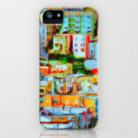 San Francisco Hilltop iPhone Case by Joel Olives | Society6