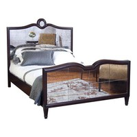 Belle Meade Grayson Espresso Luxe Bed