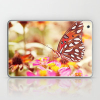 Textured Butterfly Laptop & iPad Skin by Joel Olives | Society6